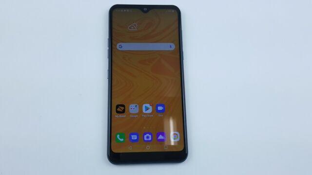 LG K51 (LM-K500UM) 32GB - Titan Gray (Boost Mobile) Smartphone Check IMEI? J8306