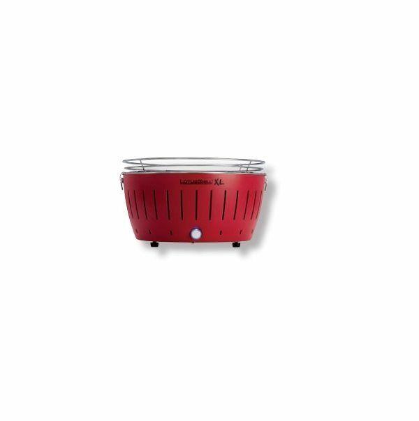 prezzi bassi di tutti i giorni LotusGrill LotusGrill LotusGrill 2019 XL Rosso con Batterie e Cavo di Alimentazione USB  liquidazione