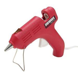 how to use a cold glue gun