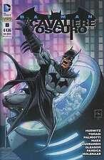 fumetto BATMAN IL CAVALIERE OSCURO editoriale DC COMICS LION numero 8