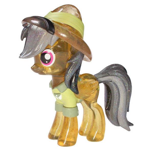 Min lilla Pony Funko Vinyl Figur, Daringaa Do (Glitter Exclusive)
