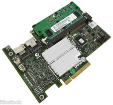 "Dell PERC H700 512MB SAS RAID Controller R610 +cables for R710 3.5"" P110M N170M"