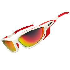 Daisan Sportbrille Radbrille Laufsport fire vollverspiegelt mit Windschutz