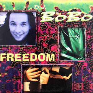 D-J-BoBo-CD-Single-Freedom-France-VG-VG