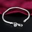 925-Sterling-Silver-Cuff-Bracelet-Bangle-Chain-Wristband-Women-Fashion-Jewelry thumbnail 44