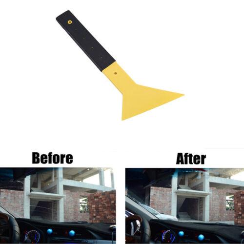 Long Handle Squeegee Automobile Vinyl Film Tool Foot Scraper Car Cleaning Tools