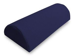 cuscino-guanciale-gambe-memory-foam-da-viaggio-cilindro-da-seduta-blu-auto
