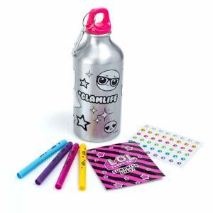 L.O.L Surprise! Doodle Water Bottle Set