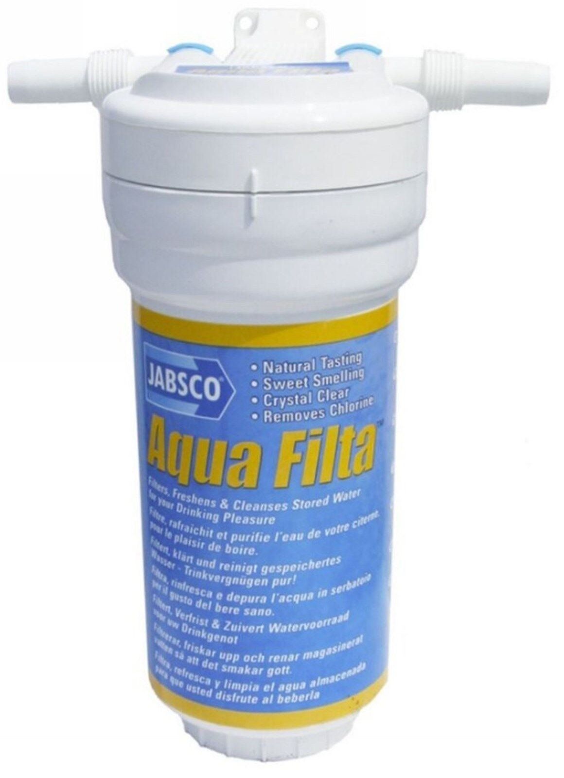 Jabsco Aqua Filta Water Filter Complete Unit 59000-1000