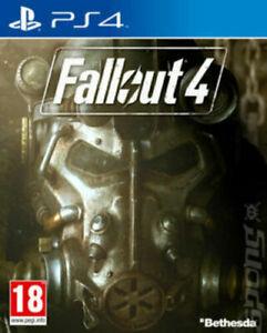Fallout-4-PS4-Nuovo-di-zecca-lo-stesso-giorno-di-spedizione-1st-Class-consegna-super-veloce-gratuito
