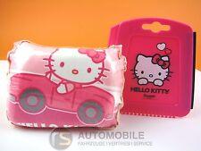 Autoschwamm + Eiskratzer mit Gummilippe Hello Kitty Design