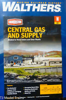 Walthers Cornerstone 3213 Central Gas & Supply Company N Scale