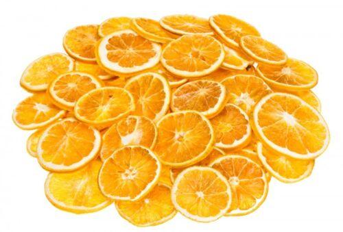 Nadeco ® oranges Disques 50 Piècesecs oranges vitresde Noël Décor