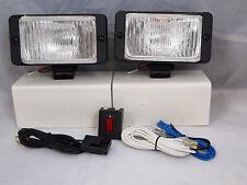JEEP CHEROKEE & GRAND CHEROKEE CJ FOG DRIVING LIGHTS 55 WATT TJ OFF ROAD FOG NEW