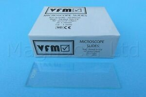 Microscope Claires Diapositives Plaine - Paquet De 100 4nwocauf-10043158-747952822