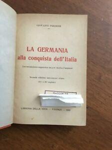 LA-GERMANIA-ALLA-CONQUISTA-DELL-039-ITALIA-GIOVANNI-PREZIOSI-Voce-Firenze-1916