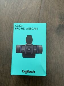 Logitech-C920s-Pro-HD-1080p-Webcam-w-Privacy-Shutter-Brand-New-USA-shipper