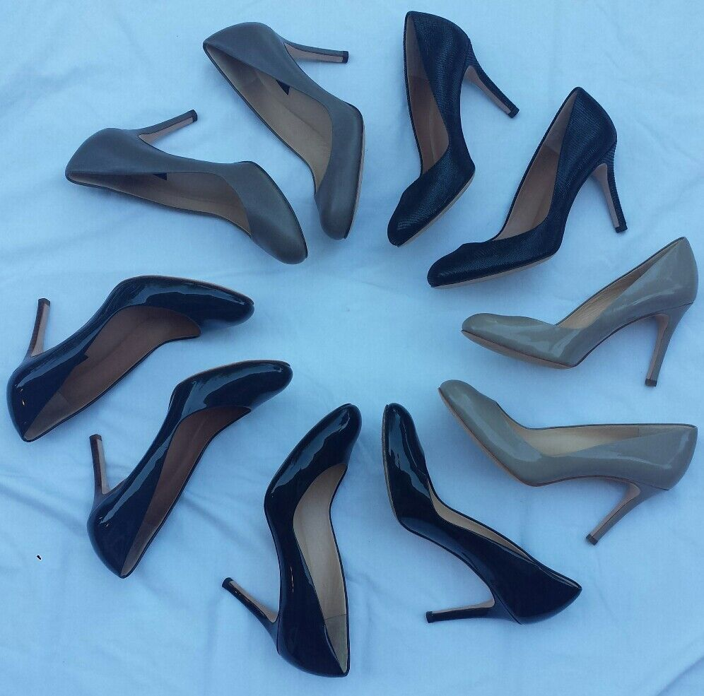 Ann Taylor Perfect Pump Lot of 5 NEW Size 7.5