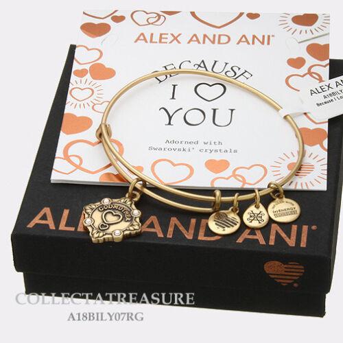 Authentic Alex and Ani Godmother iii Rafaelian Gold ExpandableCharmBangle new*