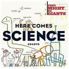 Here Comes Science 5099962744027 by They Might Be Giants CD With DVD