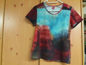 T.shirt femme multicolore