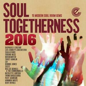 SOUL-TOGETHERNESS-2016-15-MODERN-SOUL-ROOM-GEMS-NEW-amp-SEALED-CD-EXPANSION