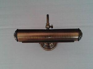 Applique quadro specchio lampada quadro lampada classica da muro