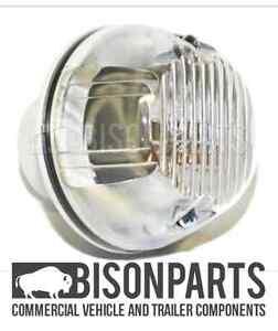 *MAN TGA & TGA QUARRY CLEAR INDICATOR LAMP RH OR LH NEW BP91-025