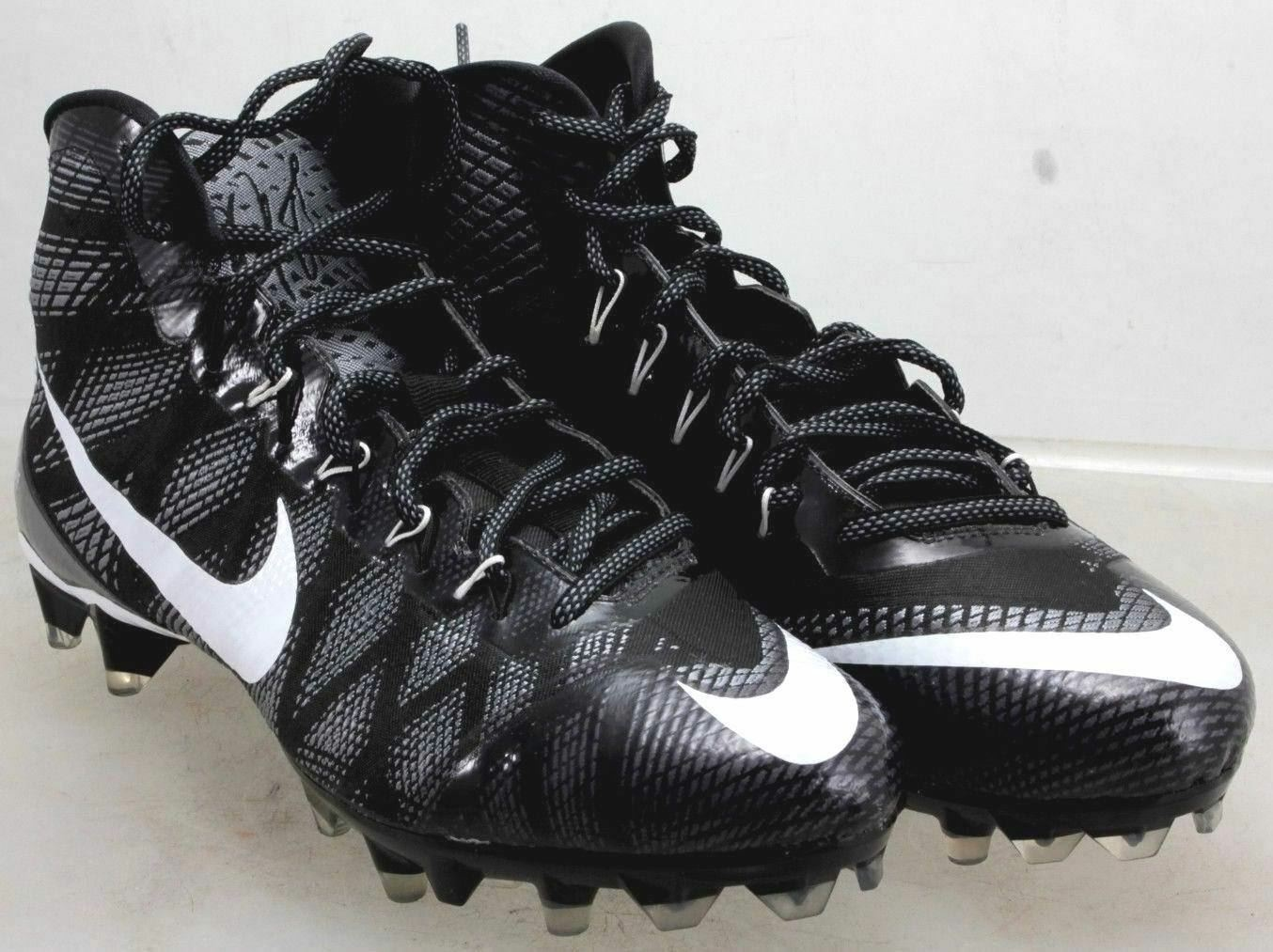 Nike cj3 flyweave uomini elite st 725226-010 football scarpette 725226-010 st noi 9,5 ed77b5