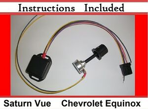Saturn-Vue-Chevy-Equinox-Electric-power-steering-electronic-controller-box-EPAS