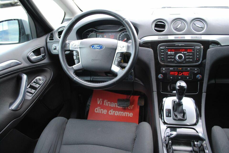 Ford S-MAX 2,0 TDCi 163 Titanium aut. Diesel aut. modelår