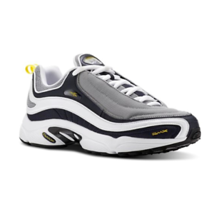 6e46d1cb1b1 New Mens Reebok DAYTONA DMX CN3809 WHITE   NAVY   GREY US 7.0 - 10.0 ...