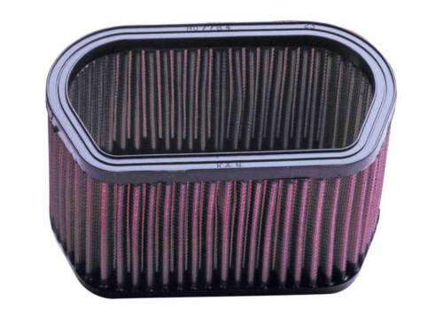 K&N HIGH FLOW AIR FILTER ELEMENT YA-1098 YAMAHA YZF R1 (98-01)