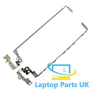 Screen-Hinges-Hp-15-bw033wm-15-bw034au-15-bw034ax-LED-LCD-Display-Brackets-Set