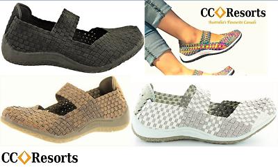 Cc Resorts Sandra Elasticized Comfortable Slip On Sneakers ShopShoesAU
