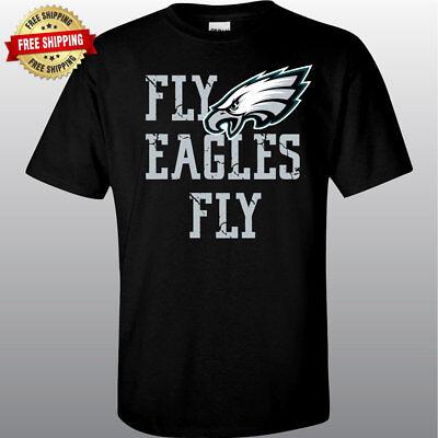 Philadelphia Eagles T-Shirt FLY EAGLES