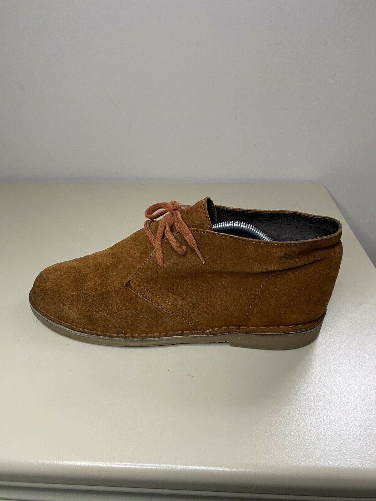 Desert Suede Boots - Size 9