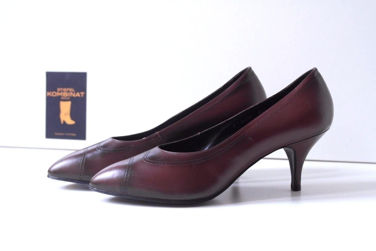 TRUE VINTAGE Damen Latina antik Pumps Rheinberger Madame Latina Damen NOS Schuhe Halbschuhe 3baf52