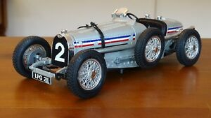 1/18 Bugatti Type 59 Grand Prix Car Rare 1934