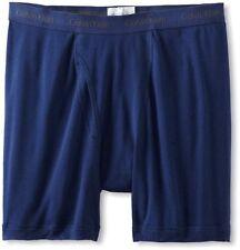 Calvin Klein Men's Big And Tall Boxer Brief, Blue Depths, 3X/Tall