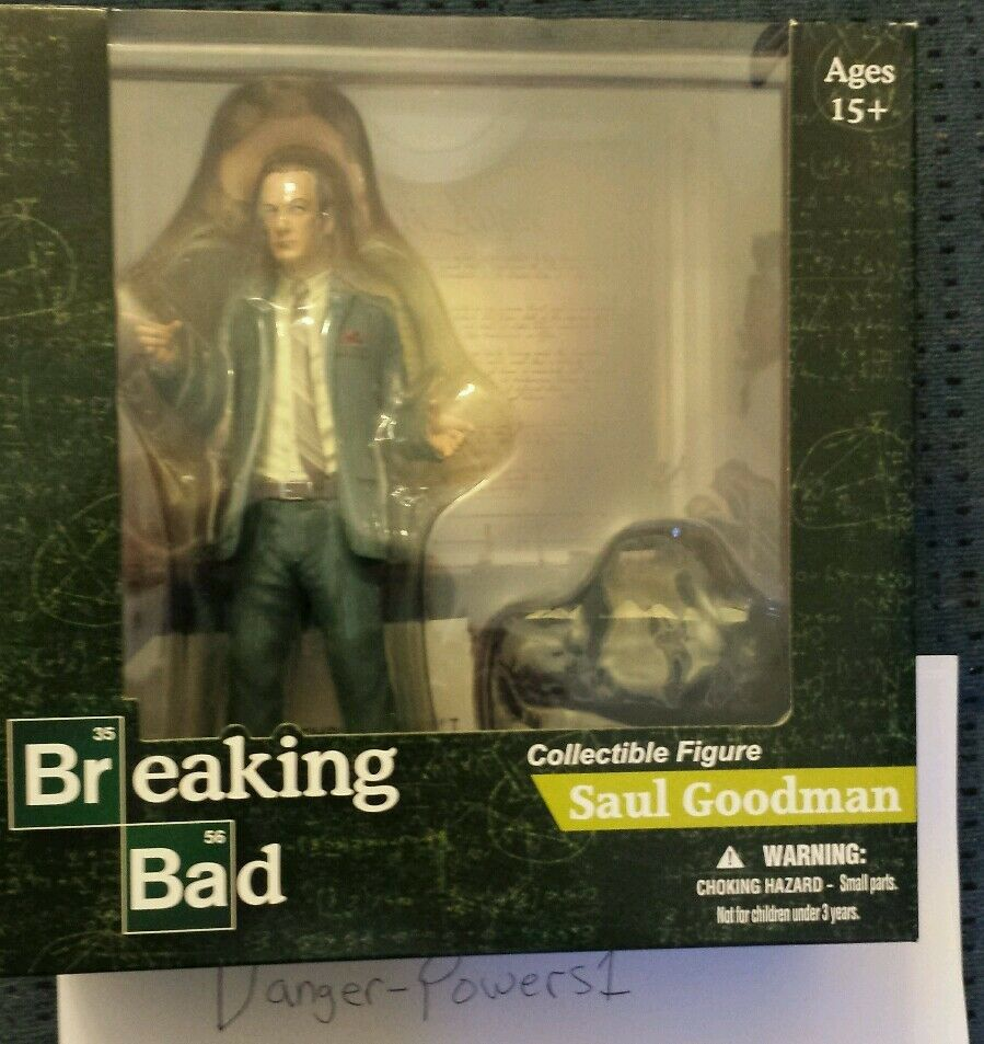 SDCC 2015 Exclusive Mezco Toys  Saul Goodman  Breaking Bad  6  Figure - IN HAND