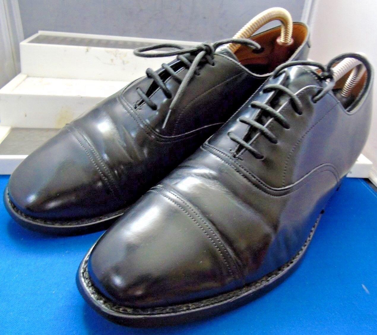 CHEANEY/CHURCH CLASSIC UK BLACK OXFORD WORK Schuhe UK CLASSIC 7.5G EU 41.5 c748be