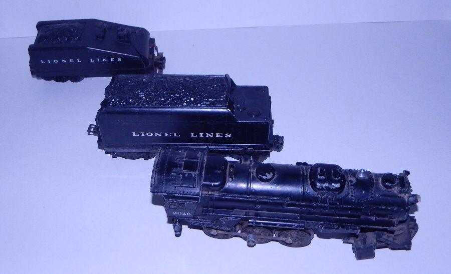 Nach dem krieg teile viel kohle lionel - r12918