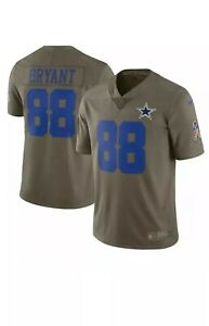 Nike Dallas Cowboys Dez Bryant  88 Salute To Service Jersey NFL Mens ... bf6052441