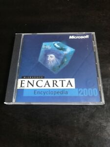 Microsoft-Encarta-Encyclopedia-2000-PC-CD-ROM