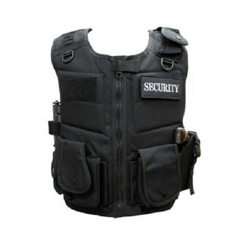 Anti-Stab Vest Safe-guard Predection Anti Knife Resistant Body Armor Safety