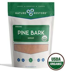 USDA-Certified-Organic-Pine-Bark-Extract-powder-226-grams-Preorder
