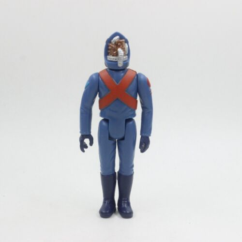 "Super7 ReAction The Worst 3 3//4/"" Inch X-2 Unknown Blue"