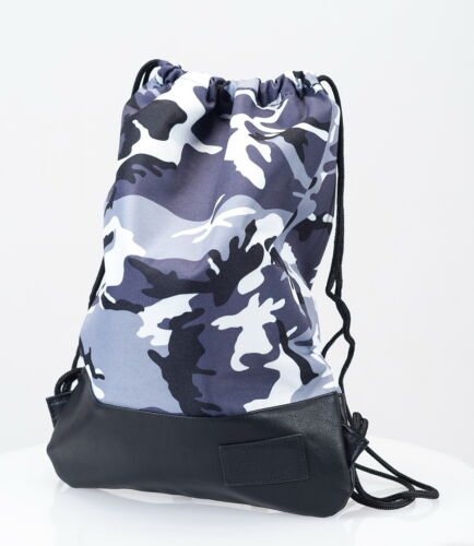 Army Gym Bag Tasche Rucksack Sport Beutel Wäsche Sack Turnbeutel Schuhbeutel