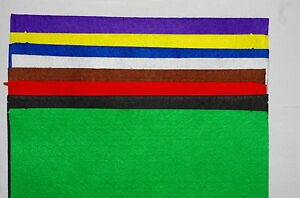 Felt-sheet-choice-of-colours-1-piece-red-blue-purple-yellow-white-green-black